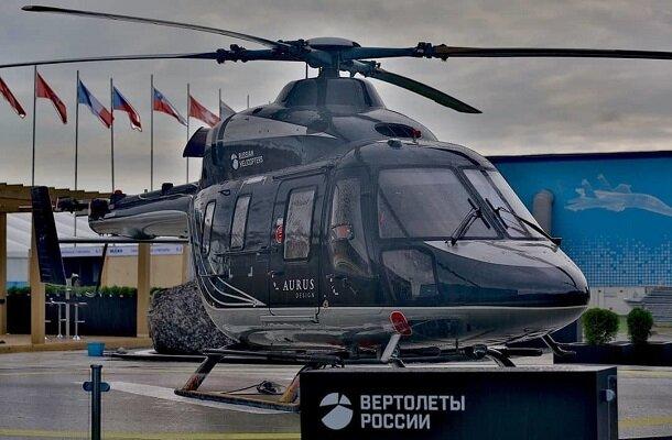 В России будет налажено производство вертолетов Aurus. Получено разрешение от регуляторов