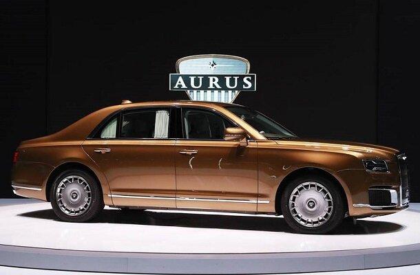 Свыше 700 человек заказали новые седаны Aurus Senat